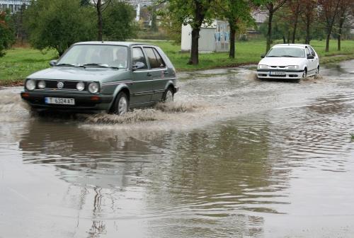 Bulgaria: River Floods Bulgaria's Black Sea Coast Road
