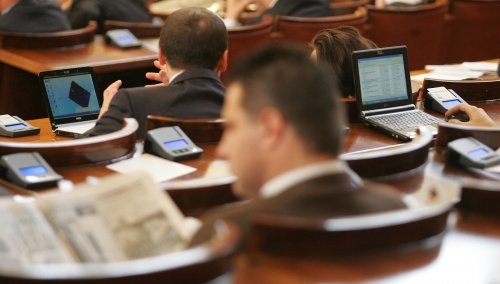 Bulgaria Parliament Passes Communications Act Amendments at 1st Reading: Bulgaria Parliament Passes Communications Act at 1st Reading