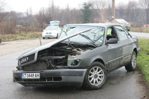 Bulgaria Registers 1st Drop in Car Crash Fatalities since 1968