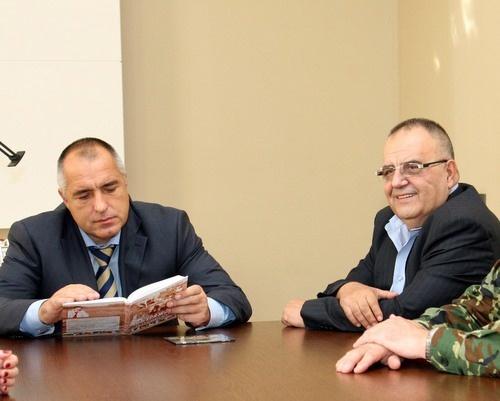 Bulgaria: Bulgaria PM Threatens to Sack Diaspora Minister over Turkey EU Bid Comment