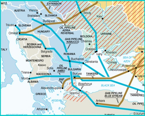 Bulgaria: Expert Warns Bulgaria Faces Difficult Mid-term Gas Scenario