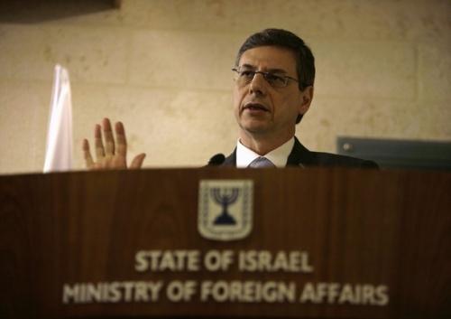 Turkey-Israel Row Heats up over TV Series Rebuke: Turkey-Israel Row Heats Up over TV Series Rebuke