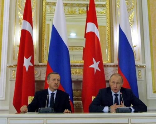 Bulgaria: Russia PM Putin Proposes Tripartite Pipelines Agreement