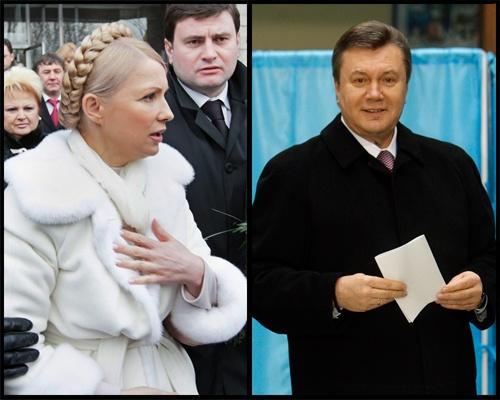 Bulgaria: Yanukovich to Face Tymoshenko in Ukraine Presidential Elections Runoff