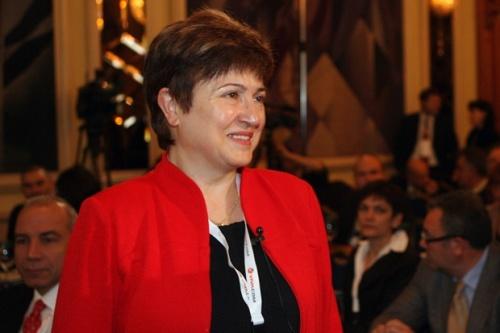 Who Is Who: Bulgaria New EC Nominee Kristalina Georgieva: Who Is Who: Bulgaria's New EU Commissioner Kristalina Georgieva