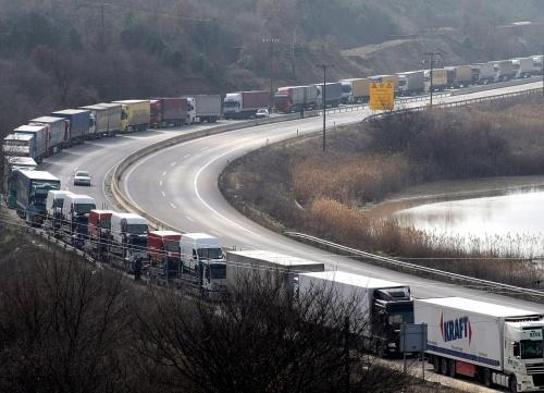 Bulgaria Winter Resorts Hit by Greek Farmers Border Blockade: Bulgaria Winter Resorts Hit by Greek Farmers Border Blockade
