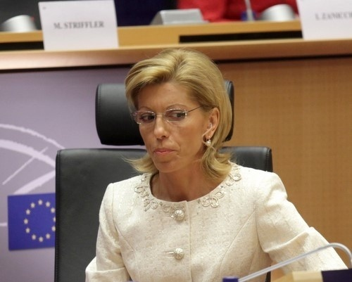 Bulgaria Foreign Minister Jeleva 'Insisted' on Resignation: Bulgaria Foreign Minister Jeleva 'Insisted' on Resignation