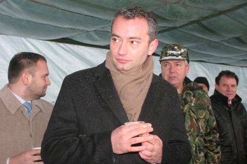 Bulgaria: Defense Minister Mladenov Is Bulgaria's New Foreign Minister