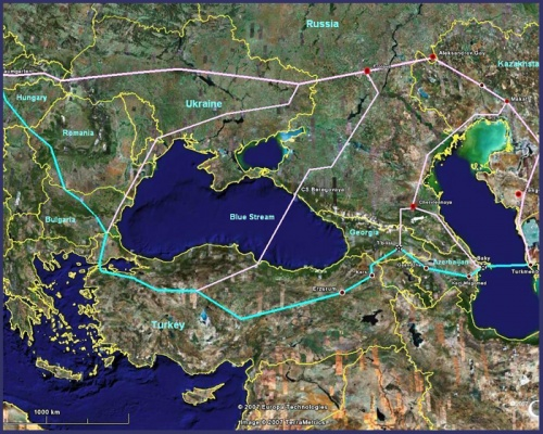 Bulgaria: Nabucco Pipeline Future Will Depend on Positive Demand