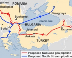 Bulgaria: Iraqi, Turkmen, Azerbaijani Gas to Fill Nabucco Pipeline