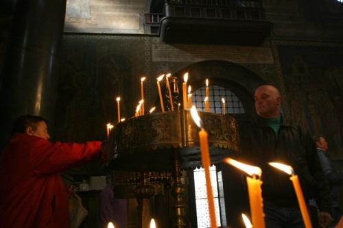 Bulgaria's Christian Orthodox Honor All Souls Day: Bulgaria's Christian Orthodox Honor All Souls Day