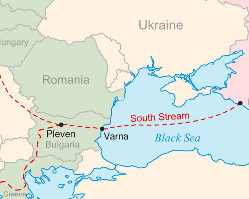 Bulgaria: Romania Tells Russia It Wants to Be Part of South  Stream