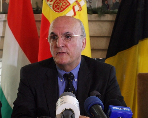Bulgaria: Spain's Ambassador in Sofia Jorge Fuentes: Bulgaria Should Be Cautious with Adopting the Euro