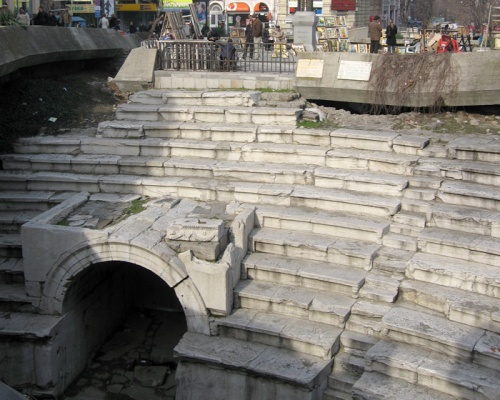 Bulgaria: Bulgaria's Plovdiv Launches Roman Stadium Restoration Project