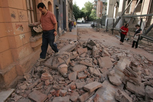 Bulgaria: 2 Million People in Chile Affected by Earthquake