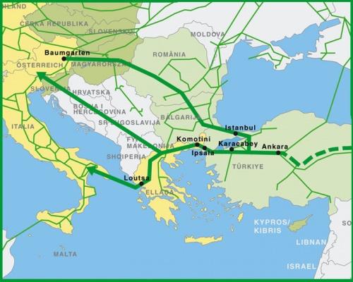 Bulgaria: Bulgaria, Serbia, Greece Sign Pipeline Deals