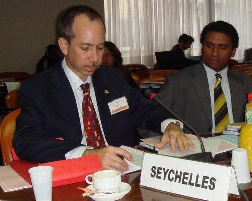 Bulgaria: Seychelles Minister Joel Morgan: Somali Pirates Damage Both Maritime Trade and Regional Stability