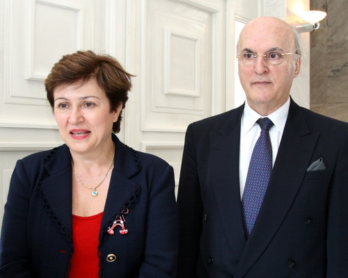 Bulgaria: EU Commissioner Kristalina Georgieva: Bulgaria Not Threatened with Greece's Financial Problems