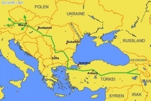 Bulgaria: Russian Expert: Yes to Combining South Stream, Nabucco in Bulgaria