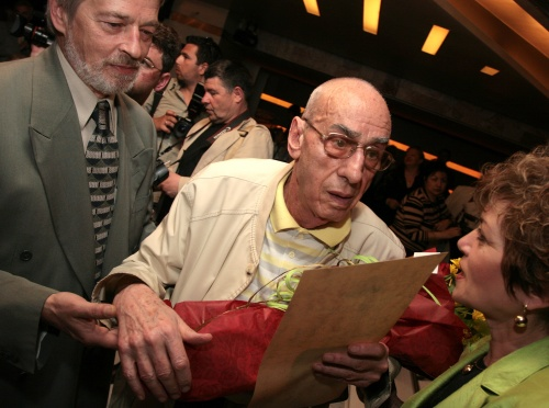 Bulgaria: Legendary Bulgarian Actor Nikola Rudarov Dies at 82