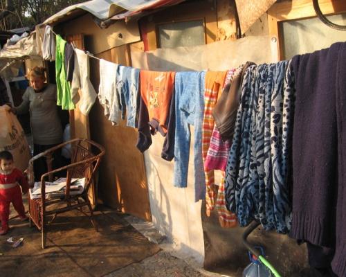 Bulgaria: Bulgaria Vrabnitsa Illegal Ghetto Condemned to Demolition