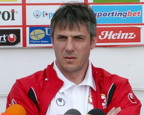 Bulgaria: Bulgarian CSKA Assistant Replaces Romanian Coach