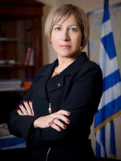 Bulgaria: Greek Ambassador Danai-Magdalini Koumanakou: Greece-Bulgaria Relations Are Becoming Model for Balkan Countries