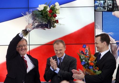 Bulgaria: Parliament Head Komorowski Becomes Poland President after Kaczynski Death