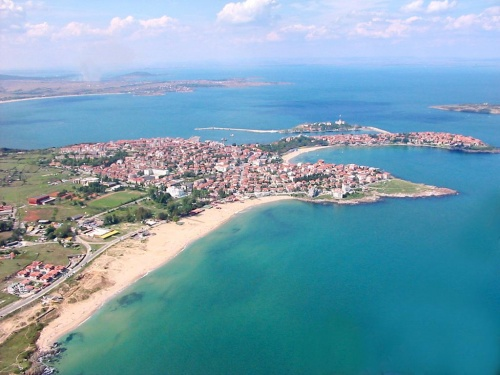 Bulgaria: Sozopol  - Cross Point of Greek and Bulgarian Culture