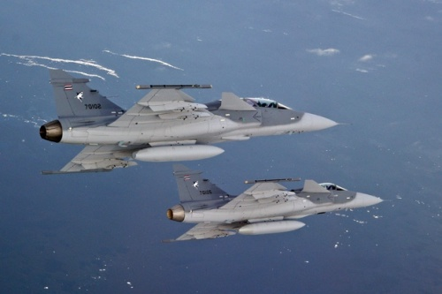 Saab Lures Bulgaria to Buy Gripen Fighter Jets - Novinite com