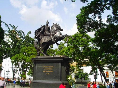 Bulgaria: Venezuela Opens Monument of Simon Bolivar in Bulgaria's Sofia