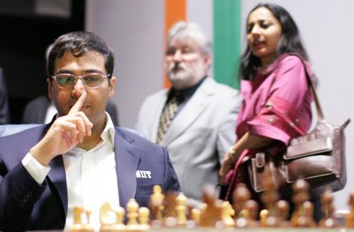 Bulgaria: No Outright Favorite in Sofia World Chess Class Anand vs. Topalov