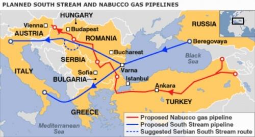 Bulgaria: Romania Vows to Join South Stream Gas Transit Pipeline
