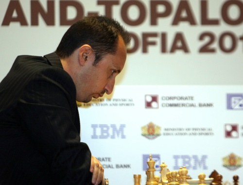 Bulgaria: Bulgaria Chess Master: I Made Mistake in 2nd Game vs. Anand