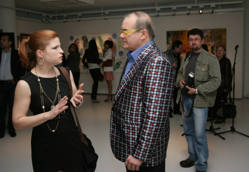 US Foundation for Bulgaria Brings Famous Artist Hunt Slonem to Sofia: US Foundation Brings Famous Artist Hunt Slonem to Bulgaria