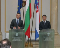 Bulgaria: Minister: Bulgaria, Croatia Prove Crime Crackdowns Possible in Balkans