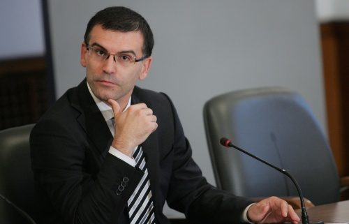 Bulgaria Finance Minister Rejects Presidential Bid Rumors: Bulgaria Finance Minister Rejects Presidential Bid Rumors