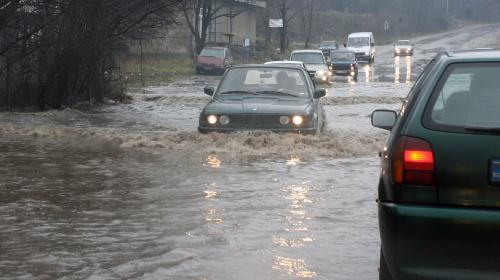 Bulgaria: Torrential Rains Flood Southwestern Bulgaria