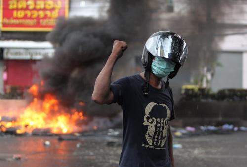 """Bulgaria: Thailand """"Close to Civil War"""""""