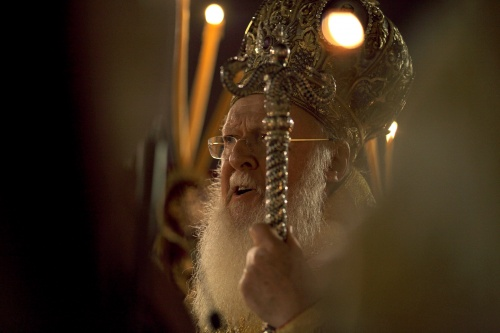 Bulgaria: Constantinople Patriarch Bartholomew I Arrives to Bulgaria