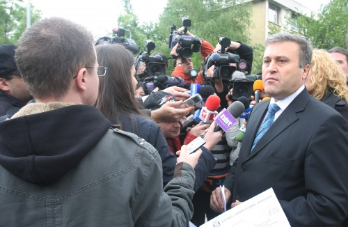 Bulgaria: Bulgaria Ex Agriculture Minister Pinned On Land Swapping