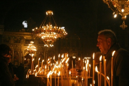 Bulgaria Orthodox Christians Mark Cherry All Souls' Day: Bulgaria Orthodox Christians Mark Cherry All Souls' Day