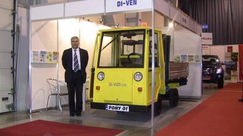 Bulgaria: Bulgaria's 1st Electric Light Truck Unveiled in Sofia