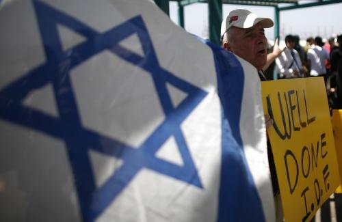Israel PM Scraps US Visit over Gaza Crisis: Israel PM Scraps US Visit over Gaza Crisis