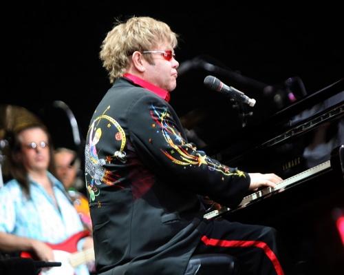 Bulgaria: Elton John Wows Sofia