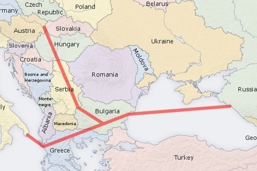 Bulgaria: Bulgaria's Ex EconMin Foresees Energy War with Russia