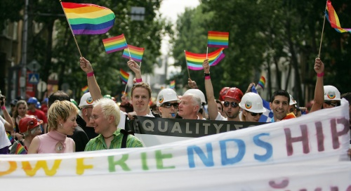 Bulgaria: 3rd Gay Parade in Bulgaria Comes under Fire by Civil Society
