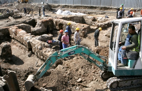 Bulgaria: Bulgarian Archaeologists Hope to Find Constantine's Palace
