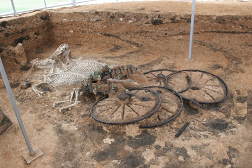 Bulgaria: New Thracian Tomb Archaeology Complex Opens for Visitors in Bulgaria