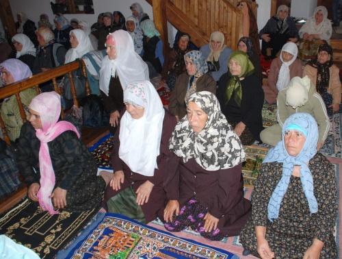 Bulgarian muslim girl